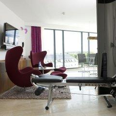 Отель Avalon Hotel Швеция, Гётеборг - отзывы, цены и фото номеров - забронировать отель Avalon Hotel онлайн фитнесс-зал