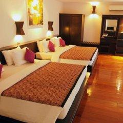Отель Chaw Ka Cher Tropicana Lanta Resort 3* Люкс с различными типами кроватей фото 6