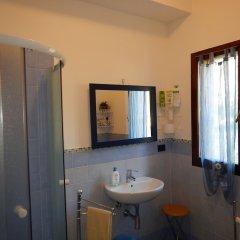 Отель B&B Paglia e Fieno Италия, Лимена - отзывы, цены и фото номеров - забронировать отель B&B Paglia e Fieno онлайн ванная