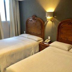 Отель Canada Мексика, Мехико - отзывы, цены и фото номеров - забронировать отель Canada онлайн комната для гостей фото 2