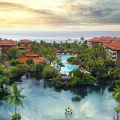 Отель Ayodya Resort Bali Индонезия, Бали - - забронировать отель Ayodya Resort Bali, цены и фото номеров приотельная территория