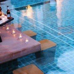 Отель IDYLL Паттайя бассейн