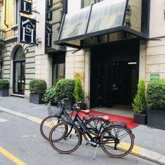 Hotel Sanpi Milano спортивное сооружение