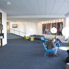 Отель Comwell Middelfart Миддельфарт интерьер отеля