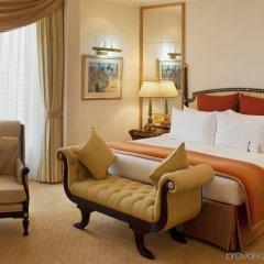 Отель Crowne Plaza Abu Dhabi комната для гостей фото 2