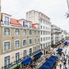 Отель Augusta 231 Street Ascenseur City Center Португалия, Лиссабон - отзывы, цены и фото номеров - забронировать отель Augusta 231 Street Ascenseur City Center онлайн комната для гостей