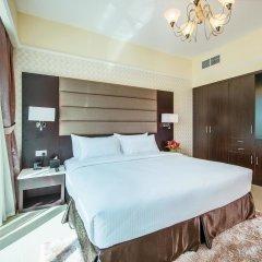 Emirates Grand Hotel Apartments Дубай комната для гостей фото 2