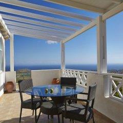 Отель Orizontes Hotel & Villas Греция, Остров Санторини - отзывы, цены и фото номеров - забронировать отель Orizontes Hotel & Villas онлайн балкон