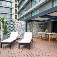 Отель Foxa 32 балкон