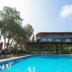 White Heaven Hotel Турция, Памуккале - 1 отзыв об отеле, цены и фото номеров - забронировать отель White Heaven Hotel онлайн бассейн фото 3