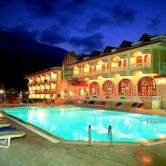 Отель Larissa Mare Beach бассейн фото 3
