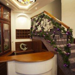 Отель Garni Hotel Villa Family Сербия, Белград - отзывы, цены и фото номеров - забронировать отель Garni Hotel Villa Family онлайн интерьер отеля