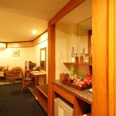Отель Botany Beach Resort На Чом Тхиан удобства в номере фото 2