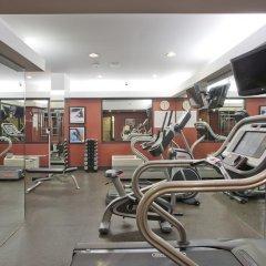 Отель Holiday Inn Washington-Central/White House фитнесс-зал фото 4