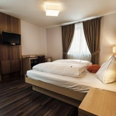 Отель Guter Hirte Австрия, Зальцбург - отзывы, цены и фото номеров - забронировать отель Guter Hirte онлайн комната для гостей фото 3
