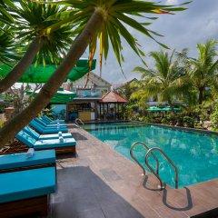 Отель Betel Garden Villas бассейн фото 3