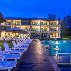 Отель Saladan Beach Resort Таиланд, Ланта - отзывы, цены и фото номеров - забронировать отель Saladan Beach Resort онлайн бассейн фото 2