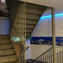 Отель Brygga Gjestehus балкон