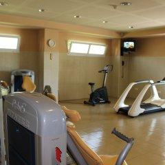 Hotel Port Alicante фитнесс-зал фото 4