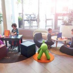 Отель Novotel Montparnasse Париж детские мероприятия