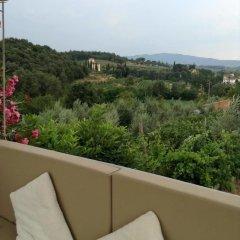 Отель Villamato Ареццо балкон