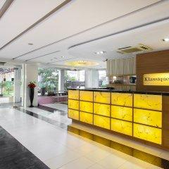 Отель Klassique Sukhumvit Бангкок интерьер отеля фото 2