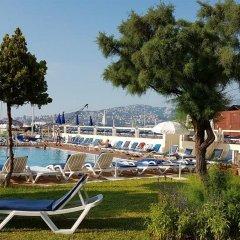 Bel Azur Hotel & Resort пляж фото 2