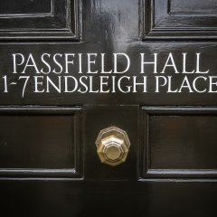 Отель LSE Passfield Hall Лондон парковка