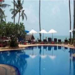 Отель Bophut Beach Tiny Resort Самуи бассейн фото 3