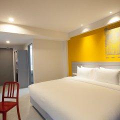 Отель Recenta Express Phuket Town Пхукет комната для гостей фото 5