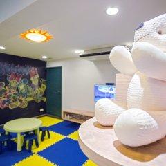 Отель Kata Rocks детские мероприятия