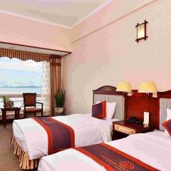 Grand Halong Hotel комната для гостей фото 5