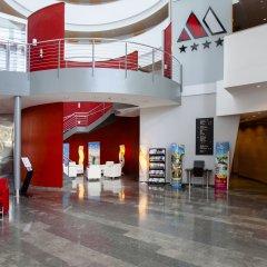 Отель Mercure Atenea Aventura интерьер отеля