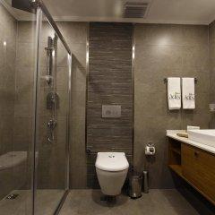 Abant Aden Boutique Hotel & Spa Турция, Болу - отзывы, цены и фото номеров - забронировать отель Abant Aden Boutique Hotel & Spa онлайн ванная фото 2