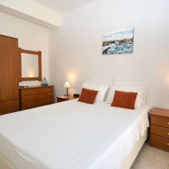 Отель Koukounari Studios Греция, Агистри - отзывы, цены и фото номеров - забронировать отель Koukounari Studios онлайн комната для гостей фото 3