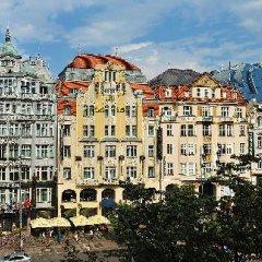 Отель Ambassador Zlata Husa Прага