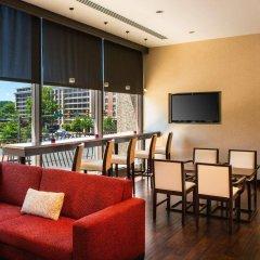 Отель Crystal City Marriott at Reagan National Airport интерьер отеля