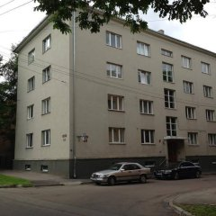 Отель Marta Accommodation Таллин парковка