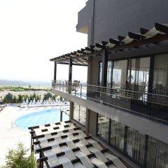 Hierapark Thermal & Spa Hotel Турция, Памуккале - отзывы, цены и фото номеров - забронировать отель Hierapark Thermal & Spa Hotel онлайн бассейн фото 2