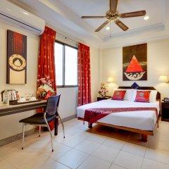 The Ambiance Hotel комната для гостей