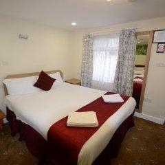 Отель Cranbrook Hotel Великобритания, Илфорд - отзывы, цены и фото номеров - забронировать отель Cranbrook Hotel онлайн комната для гостей