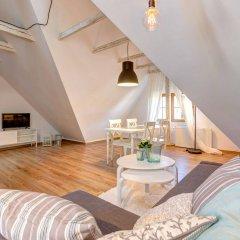 Отель Dom & House - Sopot Apartments Польша, Сопот - отзывы, цены и фото номеров - забронировать отель Dom & House - Sopot Apartments онлайн комната для гостей фото 4