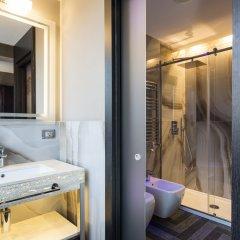 Отель The Tribune Италия, Рим - 1 отзыв об отеле, цены и фото номеров - забронировать отель The Tribune онлайн ванная фото 2