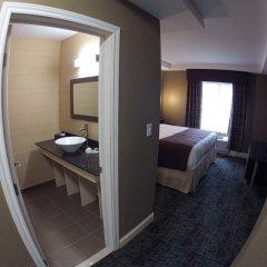 Отель Aashram Hotel by Niagara River США, Ниагара-Фолс - отзывы, цены и фото номеров - забронировать отель Aashram Hotel by Niagara River онлайн удобства в номере фото 2