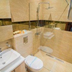 Отель Butua Residence Черногория, Будва - отзывы, цены и фото номеров - забронировать отель Butua Residence онлайн ванная
