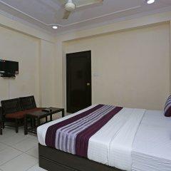 Отель OYO 5382 Hotel Elegant International Индия, Нью-Дели - отзывы, цены и фото номеров - забронировать отель OYO 5382 Hotel Elegant International онлайн комната для гостей фото 2