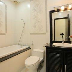 Отель Vegas Luxury Hotel Вьетнам, Хошимин - отзывы, цены и фото номеров - забронировать отель Vegas Luxury Hotel онлайн ванная фото 2