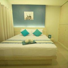 Отель Palms Residence Пхукет комната для гостей