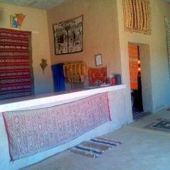 Отель Auberge Africa Марокко, Мерзуга - отзывы, цены и фото номеров - забронировать отель Auberge Africa онлайн интерьер отеля фото 2
