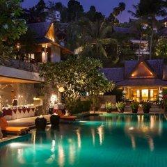 Отель Ayara Hilltops Boutique Resort And Spa Пхукет помещение для мероприятий
